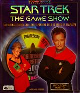 Jaquette Star Trek : The Game Show