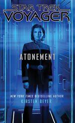 Couverture Star Trek : Voyager - Atonement