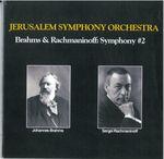 Pochette Brahms & Rachmaninoff: Symphony # 2
