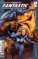Couverture Le passage (1) - Ultimate Fantastic Four, tome 12