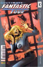 Couverture Le passage (2) - Ultimate Fantastic Four, tome 13