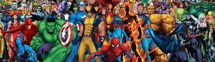 Cover Mes comics : Collection Marvel