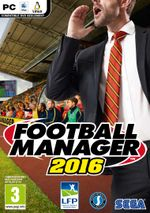Jaquette Football Manager 2016