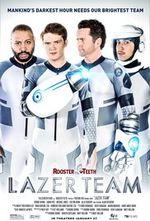 Affiche Lazer Team