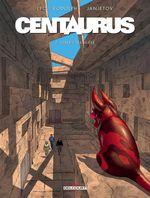 Couverture Terre étrangère - Centaurus, tome 2