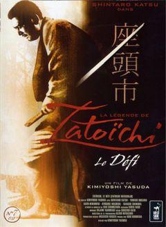 Affiche La Légende de Zatoichi : Le Défi