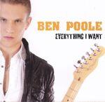 Pochette Everything I Want (EP)