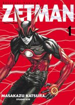 Couverture Zetman, tome 1