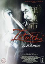 Affiche La Légende de Zatoichi : La Blessure