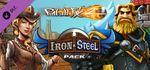 Jaquette Pinball FX 2 : Iron & Steel Pack