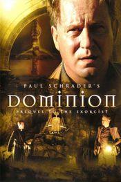 Affiche Dominion : A Prequel to the Exorcist