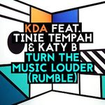 Pochette Turn the Music Louder (Rumble) (Single)