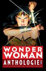 Couverture Wonder Woman Anthologie