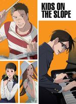 Affiche Kids on the Slope
