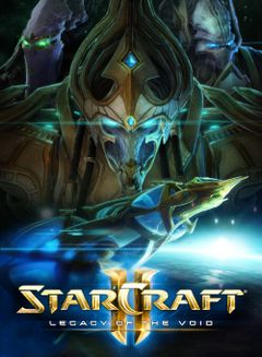 Jaquette StarCraft II : Legacy of the Void