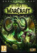 Jaquette World of Warcraft : Legion