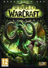 Jaquette World of Warcraft : Legion