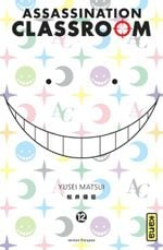 Couverture Assassination Classroom, tome 12