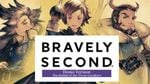Jaquette Bravely Second Demo Version : The Ballad of the Three Cavaliers