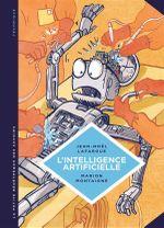 Couverture La petite Bédéthèque des Savoirs - L'intelligence artificielle