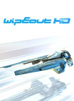 Jaquette WipEout HD