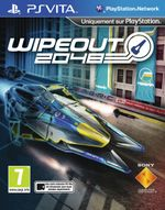 Jaquette WipEout 2048
