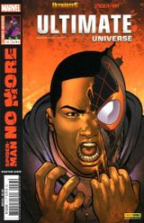Couverture Adieu, Spider-Man - Ultimate Universe, tome 13