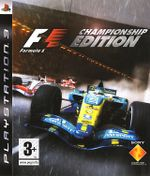 Jaquette Formula One: Championship Edition