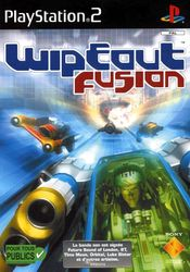 Jaquette WipEout Fusion