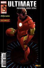 Couverture Iron Man: démon en armure - Ultimate Universe Hors Série, tome 2