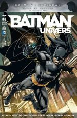 Couverture Batman Univers #1