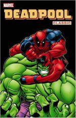 Couverture Deadpool Classic, tome 2