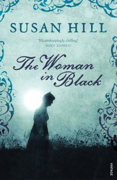 Couverture The woman in black