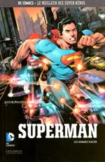 Couverture Superman - Les Hommes d'Acier