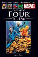 Couverture Fantastic Four : La Fin