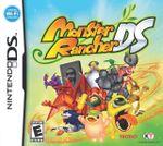 Jaquette Monster Rancher DS