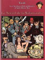 Couverture Le Secret de la salamandre - Adèle Blanc-Sec, tome 5