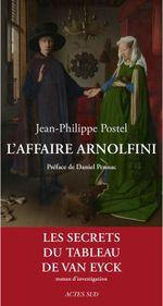 Couverture L'Affaire Arnolfini