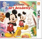 Jaquette Disney Art Academy