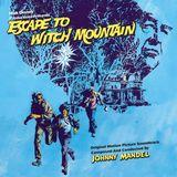 Pochette Escape To Witch Mountain (OST)