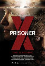 Affiche Prisoner X