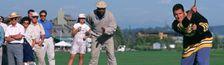 Cover Les films de golf