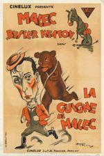 Affiche La Guigne de Malec