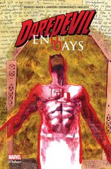 Couverture Daredevil : End of Days