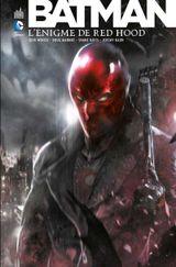 Couverture Batman : L'Enigme de Red Hood