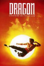 Affiche Dragon, l'histoire de Bruce Lee