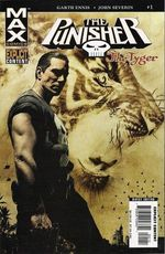 Couverture The Punisher : The Tyger