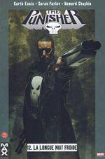 Couverture La longue nuit froide - The Punisher (Max Comics), tome 12