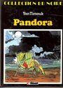 Couverture Pandora - Duck Hobart, tome 2