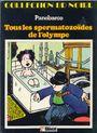 Couverture Tous les Spermatozoïdes de l'Olympe - Big Sleeping, tome 2